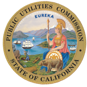 Public Utilities Commission Emblem