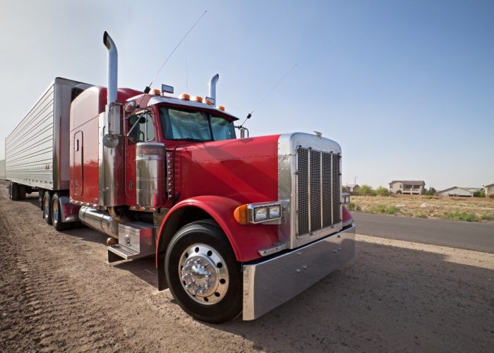 Tractor Trailer Truck - Drybed/Reefer/