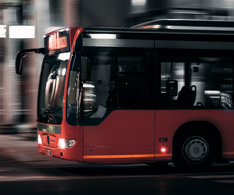 Tour Bus Insurance